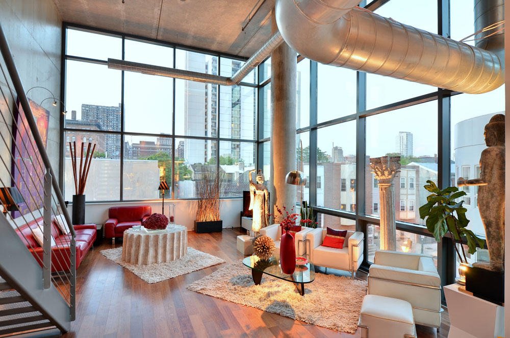 Gallery 1352 Lofts Philadelphia Loft Real Estate For Sale