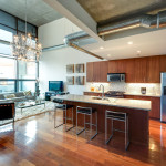 1352 Lofts Kitchen